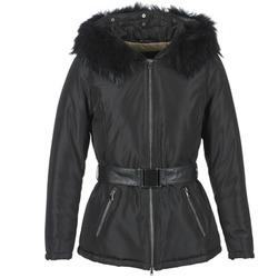 material Women Duffel coats Oakwood 62084 Black