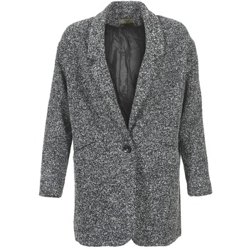 material Women coats Betty London FIDELOIE Grey