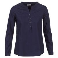 material Women Shirts Casual Attitude FARANDOLE MARINE