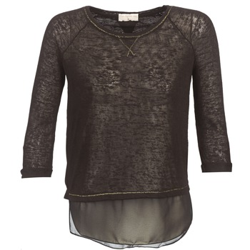 material Women Long sleeved shirts Moony Mood FOULI Black