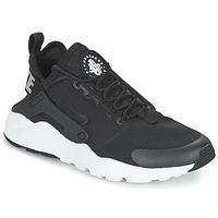 Shoes Women Low top trainers Nike AIR HUARACHE RUN ULTRA W Black / White