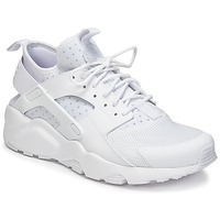 Shoes Men Low top trainers Nike AIR HUARACHE RUN ULTRA White