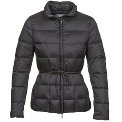 material Women Duffel coats Geox CHESQUALE Black