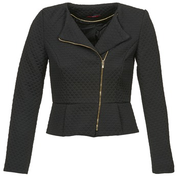 material Women Jackets / Blazers La City ARNIE Black