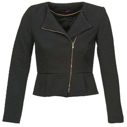 material Women Jackets / Blazers La City ARNIE Black