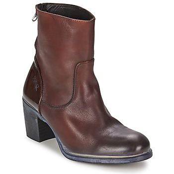 Ankle boots / Boots BKR LOLA Brown 350x350
