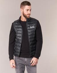 material Men Duffel coats Emporio Armani EA7 ONAFRATO Black