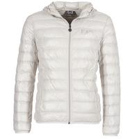 material Men Duffel coats Emporio Armani EA7 ANDOURALO White