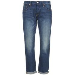 material Women Boyfriend jeans Levi's 501 CT Roasted / Indigo
