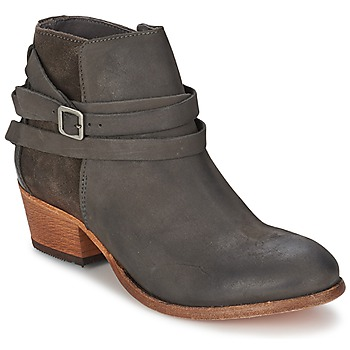 Shoes Women Ankle boots Hudson HORRIGAN Grey