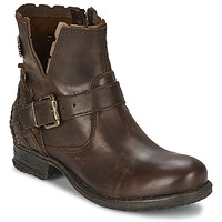 Shoes Women Mid boots Replay SOUP Brown