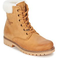 Shoes Women Mid boots Panama Jack PANAMA HONEY