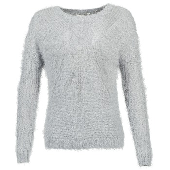 material Women jumpers Naf Naf MARGOT Grey