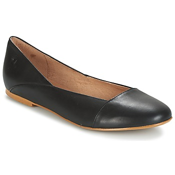 Shoes Women Ballerinas Casual Attitude TOBALO Black