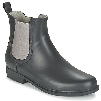 Shoes Women Mid boots Marc O'Polo LATTA Black