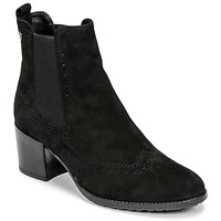 Shoes Women Mid boots Tamaris FERRA Black