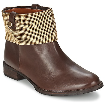Shoes Women Mid boots Schutz WAIPOHI Brown