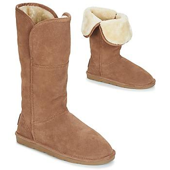 Shoes Women Boots Les Tropéziennes par M Belarbi ARCTIQUE CAMEL