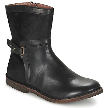 Shoes Women Mid boots Kickers CRICKET Black