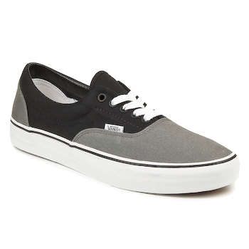 Shoes Low top trainers Vans ERA Grey / Black