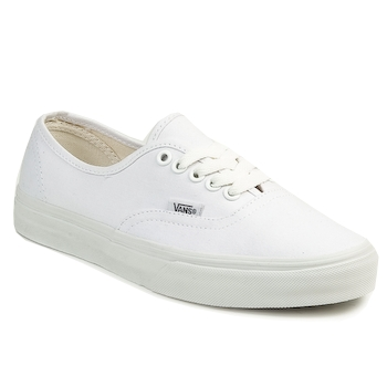 Shoes Low top trainers Vans AUTHENTIC White