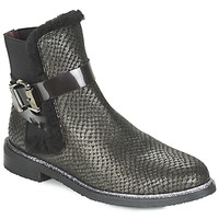 Shoes Women Mid boots Fericelli FADEN Black