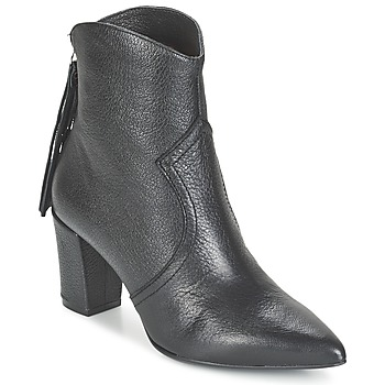 Shoes Women Ankle boots Fericelli FADIA Black