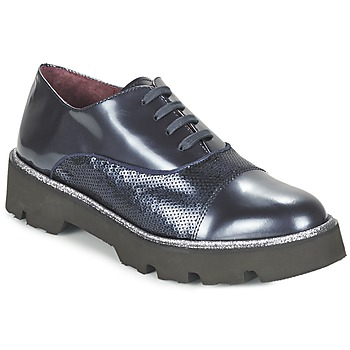 Shoes Women Brogue shoes Fericelli FANCHON MARINE