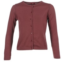 material Women Jackets / Cardigans BOTD EVANITOA Bordeaux