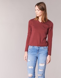 material Women jumpers BOTD ECORTA VEY Bordeaux