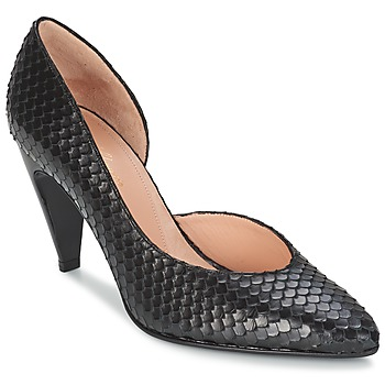 Shoes Women Court shoes Robert Clergerie KROSS Black