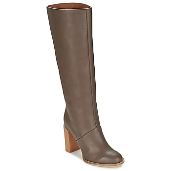 Shoes Women Boots See by Chloé SB23005 Grey