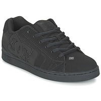 Shoes Men Skate shoes DC Shoes NET Black