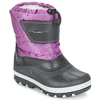 Shoes Girl Snow boots Citrouille et Compagnie FIZKO Violet