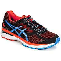Shoes Men Running shoes Asics GT-2000 4 Black / Orange