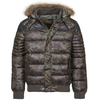 material Men Duffel coats Kaporal CANA KAKI