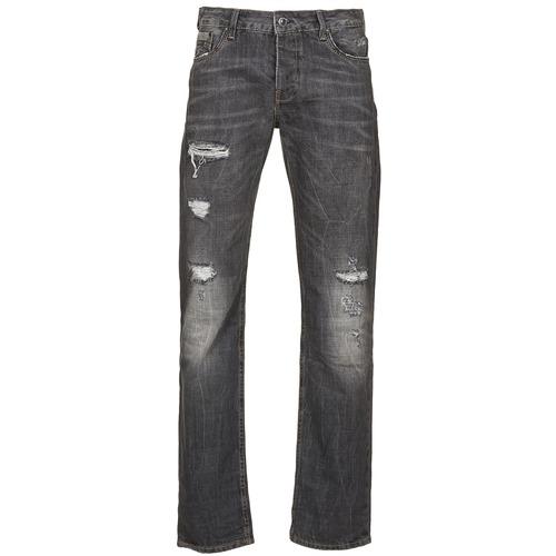 material Men straight jeans Kaporal AMBROSE Black