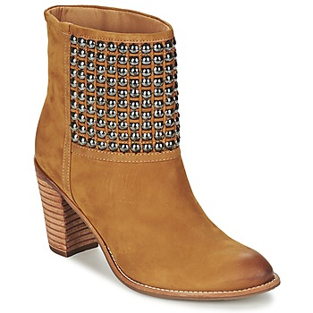 Shoes Women Ankle boots Dumond GUOUZI Brown