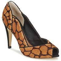 Shoes Women Court shoes Dumond GUATIL Leopard