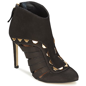 Shoes Women Low boots Dumond ELOUNE Black