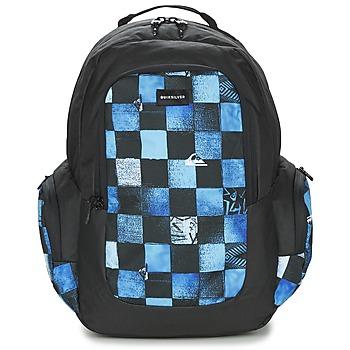 Bags Rucksacks Quiksilver SCHOOLIE Black / Blue