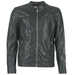 material Men Leather jackets / Imitation leather Selected BIRMINGHAM Black
