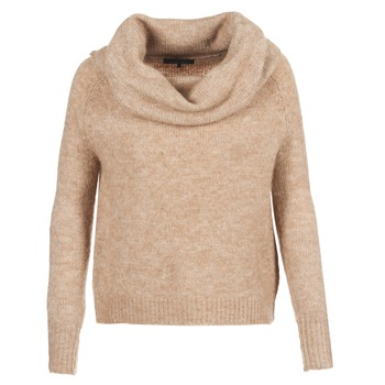 material Women jumpers Only BERGEN BEIGE