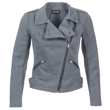 material Women Jackets / Blazers Only OLLIE Grey
