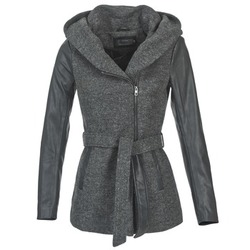 material Women coats Only LISFORD Grey