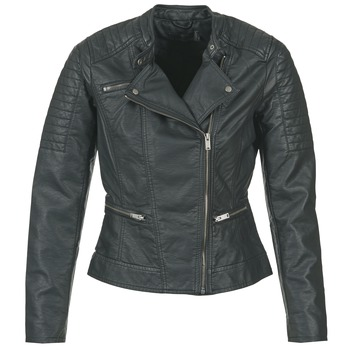 material Women Leather jackets / Imitation leather Only NEW START Black