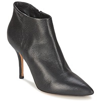 Shoes Women Low boots JFK LIZARD Black