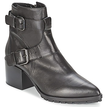 Shoes Women Ankle boots Strategia FUCILE Black
