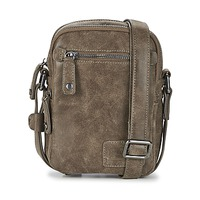 Bags Men Pouches / Clutches Wylson LUCAS 2 Brown