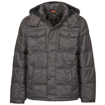 material Men Duffel coats Dockers HERRINGBONE PARKA Grey